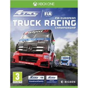 FIA European Truck Championship - Xbox One & PS4 - £14.50 delivered @ Coolshop