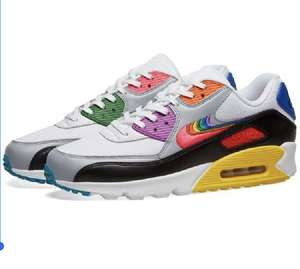 Nike Air Max 90 'BE TRUE' £62.95 delivered @ END clothing