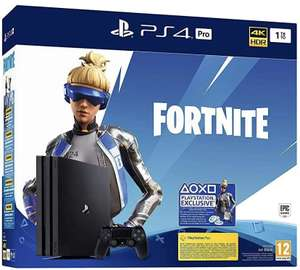 PS4 Pro 1TB Fortnite Versa Bundle £257.02 @ Amazon Germany (£247 WITH fee free card)