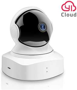 YI Cloud Dome 1080P HD Wireless IP Security Camera - £22.99 - Amazon/Seeverything