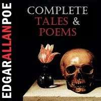 Edgar Allan Poe complete tales and poems audiobook 4p on Google play inc The Raven, The Cask of Amontillado, The Fall of the House of Usher