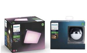 Hue outdoor white and colour with motion sensor £124.99 @ Amazon