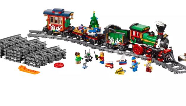 Lego 10254 Winter Holiday Train £52.49 @ Lego
