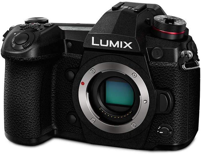 Panasonic LUMIX DC-G9EB-K G9 Mirrorless Camera Body Only - Black £869.00 @ Amazon