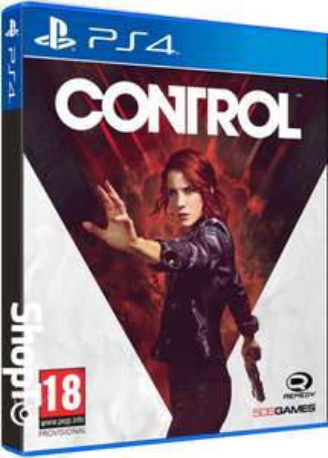 Control PS4 & Xbox One £27.85 @ Shopto