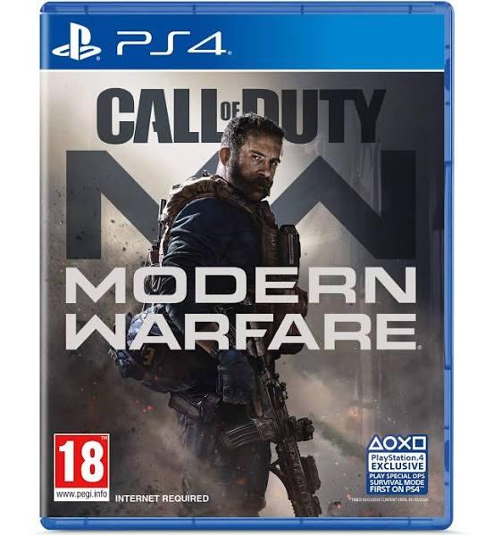 Call Of Duty: Modern Warfare (PS4/XB1) @ Very