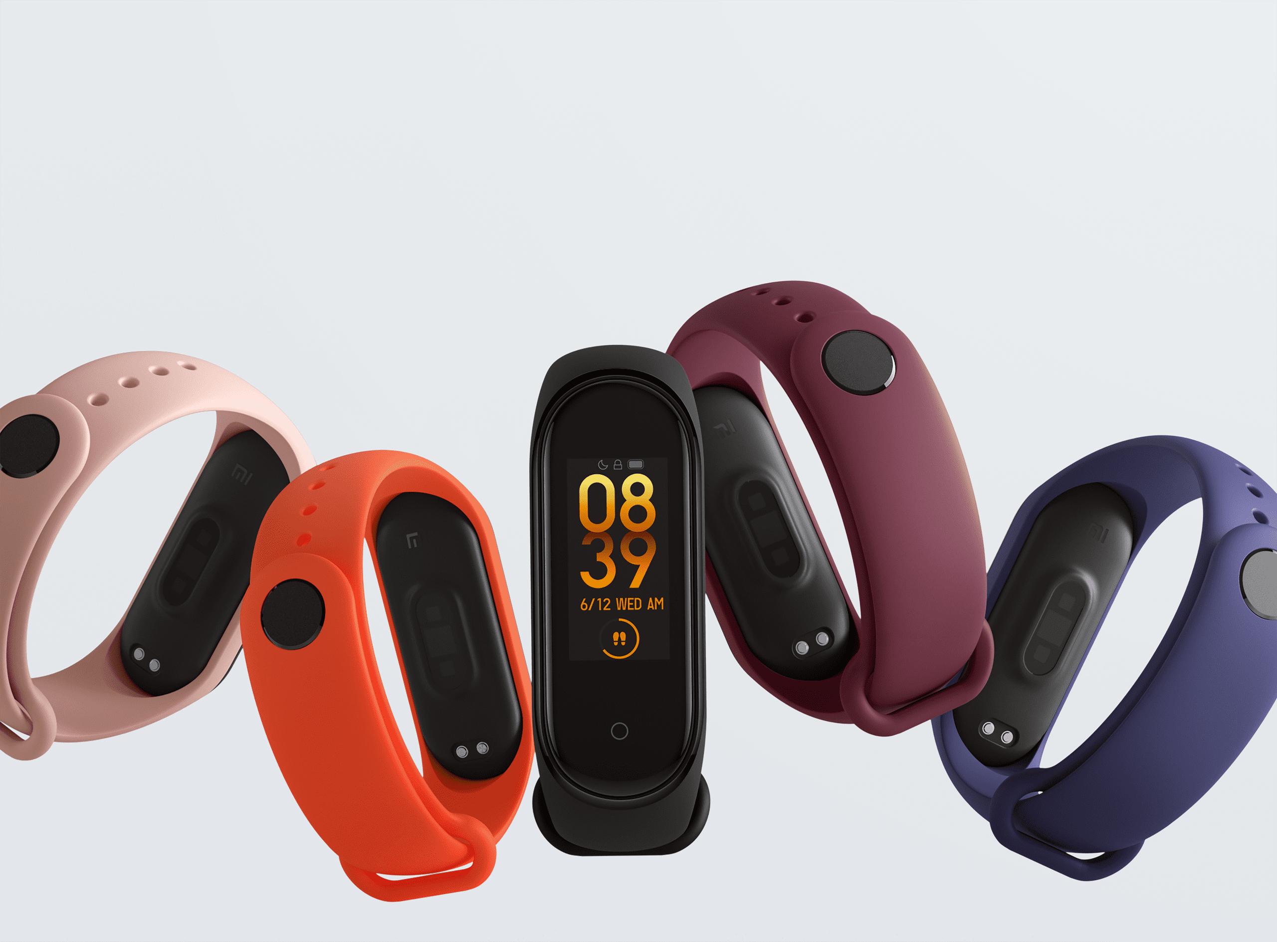 Xiaomi Mi Band 4 Fitness Tracker - £19.99 Via Xiaomi APP @ Xiaomi UK