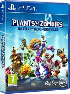 PS4 Plants vs. Zombies: Battle for Neighborville for £19.99 @ Currys PC World