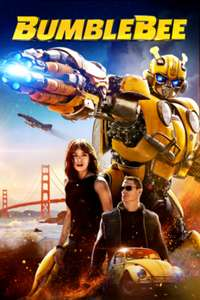 Bumblebee (4K Dolby Vision) £4.99, or with Transformers (4K) £10.98 at iTunes