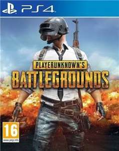Playerunknowns Battlegrounds PS4 and Xbox One @ Tesco - £3.12 instore