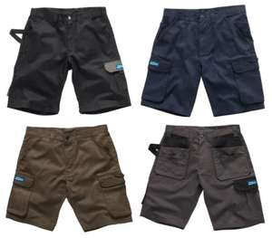 Tough Grit Shorts - £5 each @ Wickes (Free click+collect)