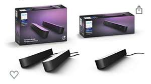 Philips Hue Play White and Colour Ambiance Smart Light Bar 3 Pack £99.99 @ Amazon