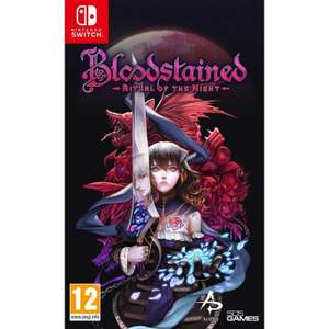 Bloodstained ritual of the night - Nintendo switch £19.99 @ The Game Collection