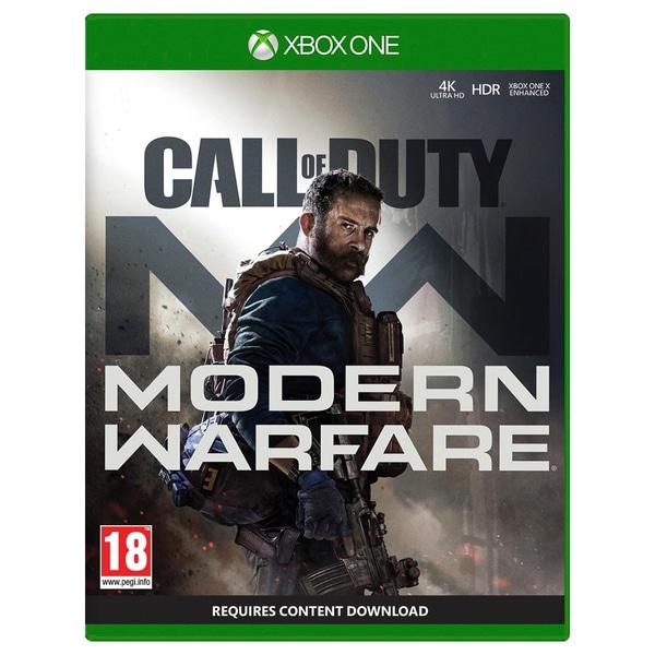 Call of Duty: Modern Warfare Xbox One at Smyths for £39.99