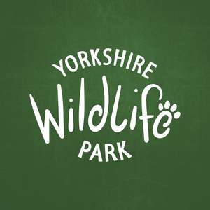 15% off Yorkshire Wildlife Park at Doncaster - annual passes, animal experiences and afternoon teas