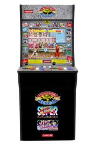 Arcade 1up Streetfighter 2 Machine - Amazon £254.99 UPDATE 5x Monthly Payments for certain Amazon account holders