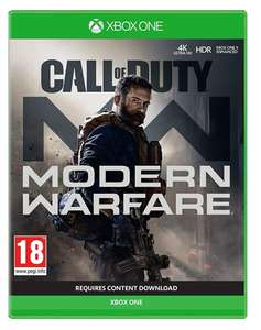 Call of Duty: Modern Warfare (Xbox One) £42.99 at Amazon
