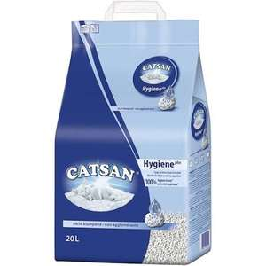 Catsan Cat Litter instore at Costco for £8.74 20L