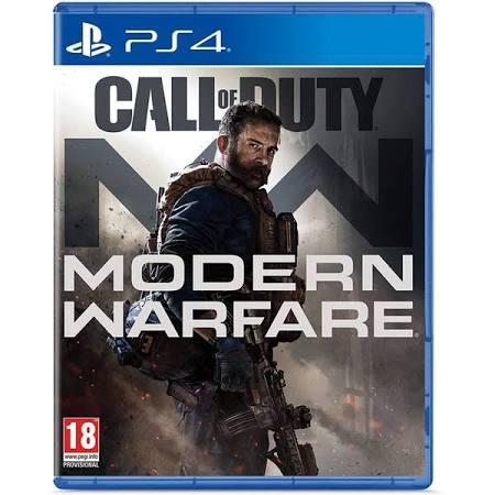 Call of Duty Modern Warfare - ps4 and xbox £40 @ Tesco