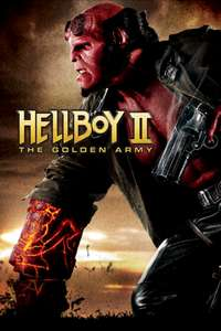 Hellboy II: The Golden Army (4K) £3.99 @ iTunes