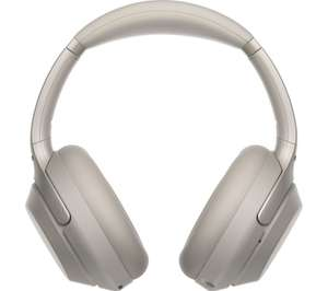 SONY WH-1000XM3 Wireless Bluetooth Noise-Cancelling Headphones - Silver £229 at Currys PC World