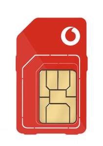 Vodafone Unlimited Max Plan £30 (£12.75 PM after cashback) Sim Only (12mths) Affordable Mobiles