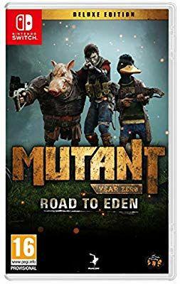 Mutant Year Zero Road to Eden Nintendo Switch £19.99 GAME