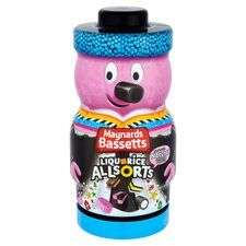 Liquorice Allsorts & Jelly Babies Novelty Jars 570g @ Tesco - £3