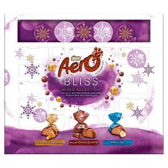 Aero Bliss Premium Advent Calendar £3.00 @ Tesco