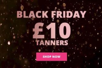 Black Friday deals £10 Tanners at skinnytan