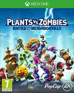 Plants vs Zombies: Battle for Neighborville (Xbox One) £21.99 at Amazon