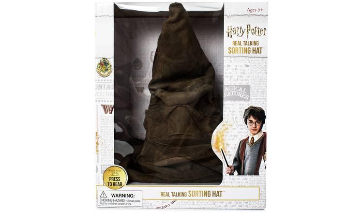 Harry Potter Real Talking Sorting Hat £20 at Argos