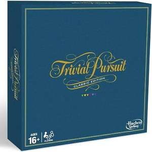 LIDL - Assorted Board Games £14.99 - Trivial Pursuit, Game of Life