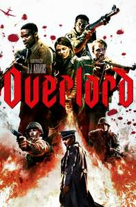 Overlord 4k movie £4.9 @ iTunes