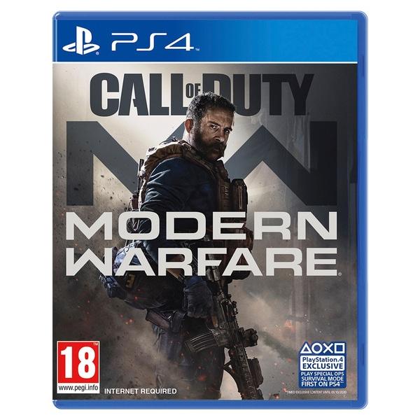 Call Of Duty: Modern Warfare (PS4/XB1) £39.99 @ Smyths Toys