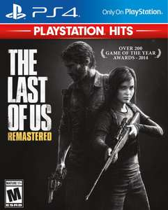 The Last Of Us Remastered PS4 £6.06 from PlayStation PSN Canada