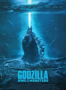 Godzilla King Of The Monsters 4k £7.99 on iTunes