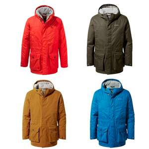 Craghoppers Roteck Jacket In Aster Red £51.19 Delivered @ Hawkshead