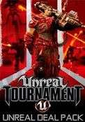 [Steam] Unreal Deal Pack PC - Inc UT GOTY, UT3 Black, UT 2004, Unreal Gold & Unreal 2 - £1.72 @ Gamersgate