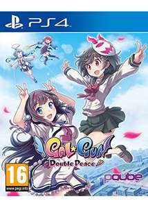 PS4 manga/anime themed games from £7.85 e.g. Gal Gun at Base