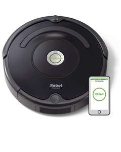 iRobot Roomba 671 Robot Vacuum Cleaner, WiFi Connected and programmable via app, Black £229.99 at Amazon