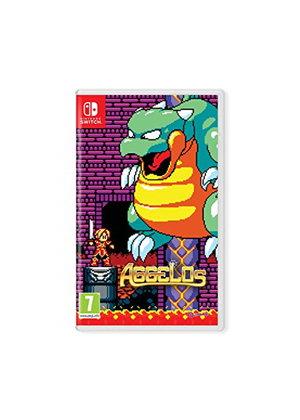 Aggelos - Nintendo Switch - £14.85 at Base.com