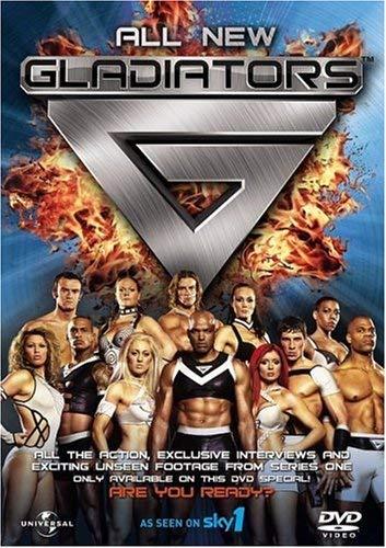 Gladiators TV Series 2008 used 35p +£2.39 at BOOK-FACTORY Amazon