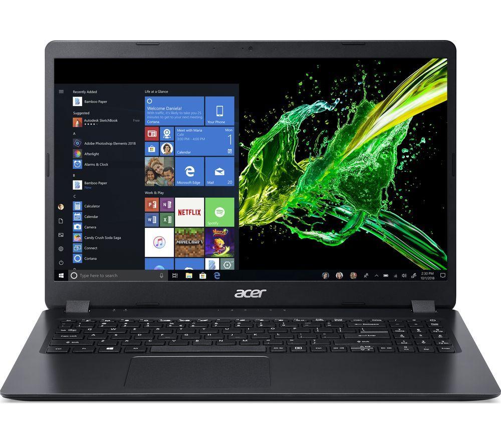 Acer Aspire 3 15.6 (i5, 8gb RAM, 256GB SSD) laptop - £369 @ AO