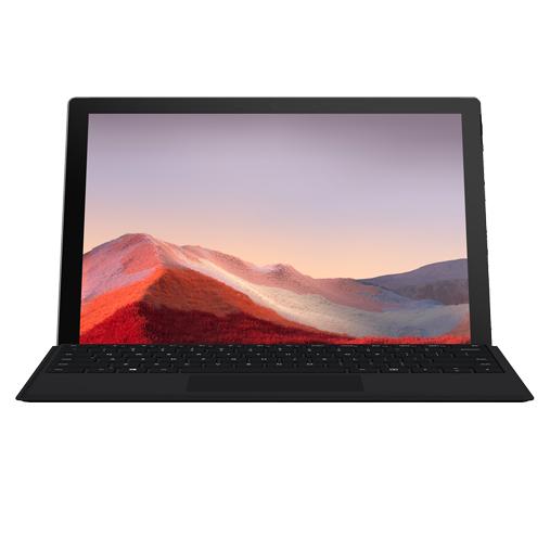 "Microsoft Surface Pro 7 - Platinum 12.3"" - 256GB / Intel i5-1035G4 / 8GB RAM + Type Cover - £889 Using Code @ AO"