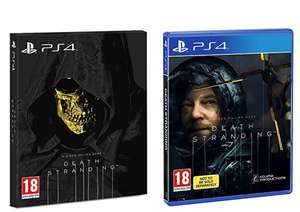Death Stranding [ps4] - Used - Very Good £31.91 - Amazon Warehouse