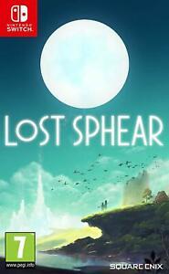 LOST SPHEAR - Nintendo Switch - Ebay.co.uk £17.97 Sold by the-game-monkey