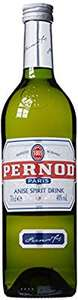 Pernod Anise Spirit Drink 70cl £16 (+£4.49 Non Prime) @ Amazon