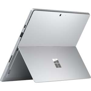 """Microsoft Surface Pro 7 Platinum 12.3"""" Includes Black Surface Type Cover £729 from Ao.com"""