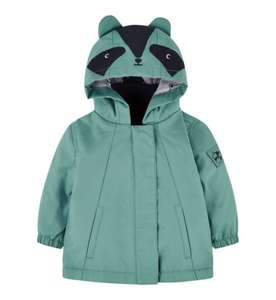 Boots Mini Club - Save 25% Off Selected items + Up to Half Price Sale @ Boots - e.g. Mini Club Animal Coat £12 click & collect